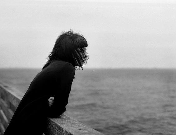 Niña-soledad